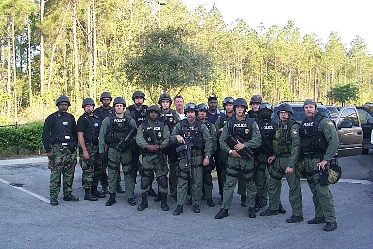 Control Concepts International Law Enforcement Tactics And