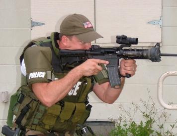 Control Concepts International - Law Enforcement Tactics and